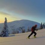 Dámy nejen na kole #4. Skialpinismus-nahoru za své a dolu za odměnu