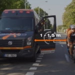 Cyklista v silničním provozu. VIDEO Alltraining Cycling Academy