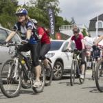 Povedná Dámská jízda v Ski a Bike Centrum Radotín