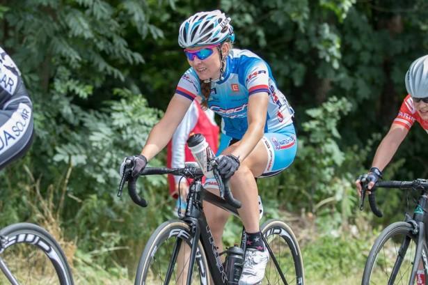 Tereza Gargelová závodila za Czech Mix Team