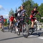 Pozvánka na zářijový Bike Ladies Weekend.