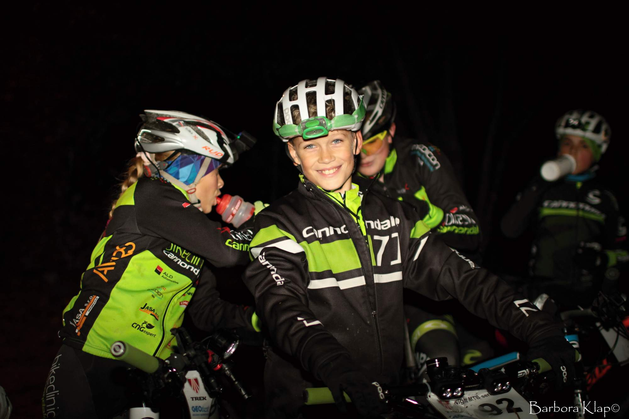 bikeclinic junior tým