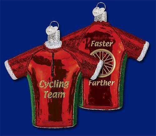 cyklo ozdoba dresy
