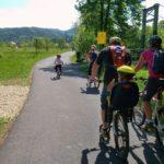 Výbušné téma: Chodci a cyklisté na jedné stezce