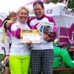 Dámy na kole obhájily vítězství na Bike Prague