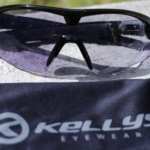 Brýle Kellys STRANGER MONO SHINY BLACK PHOTOCHROMIC