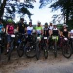 DNK ride Kokořín 2017. Když se plní bikerské sny