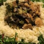 DNK recept: Květáková rýže s kuřecím masem