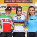 SP Hoogerheide: Bojovný výkon Katky Nash stačil jen na 20. místo