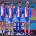 Juniorky úspěšně reprezentovaly na Nation's cupu v Holandsku