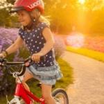 Vezměte děti na kolo
