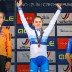 Nikola Nosková mistryní Evropy v silničním závodě žen do 23 let!