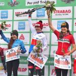 Jitka Čábelická v novém dresu dojela pro letošní první pohárové vítězství