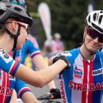ME XCO Brno. Juniorka Holubová vybojovala 7. místo, titul putuje do Švýcarska