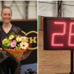 Jarmila Machačová si střihla hodinovku, je novou českou rekordmankou!