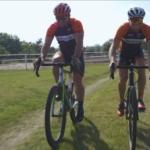 Gravel bike. VIDEO Alltraining Cycling Academy